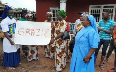 Inaugurata la sala parto in Guinea